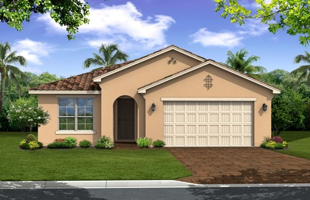Single Family for Sale at Ponte Vedra 10097 Red Oak Court Port St. Lucie, Florida 34987 United States