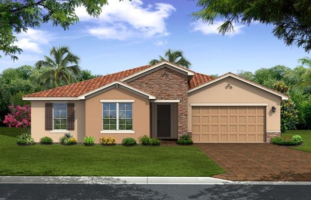 Single Family for Sale at Sand Key 10097 Red Oak Court Port St. Lucie, Florida 34987 United States