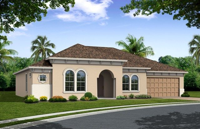 Single Family for Sale at Old Still - Violet 8483 Mabel Drive Jacksonville, Florida 32256 United States