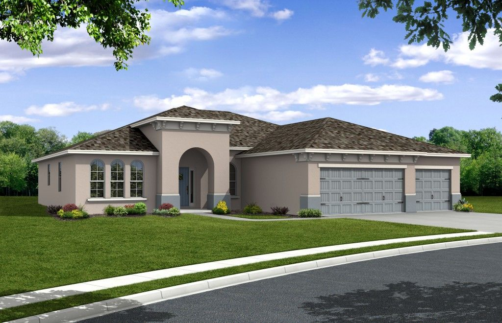 Stone Creek New Homes In Saint Johns Fl By Av Homes