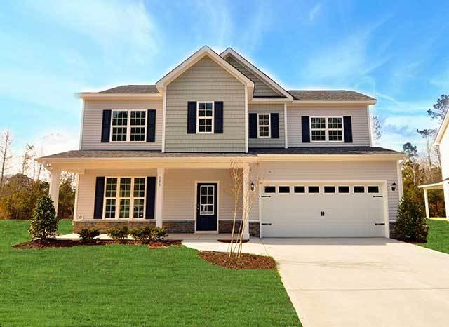 Single Family for Sale at 139 Poplar Branch Way Hampstead, North Carolina 28443 United States