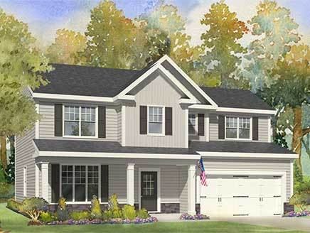 Single Family for Sale at Poplar Branch - The Falcon 149 Poplar Branch Way Hampstead, North Carolina 28443 United States