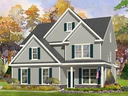 Single Family for Sale at Poplar Branch - The Loblolly 149 Poplar Branch Way Hampstead, North Carolina 28443 United States