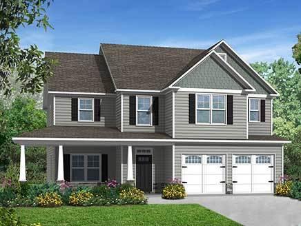 Single Family for Sale at Poplar Branch - The Brunswick 149 Poplar Branch Way Hampstead, North Carolina 28443 United States