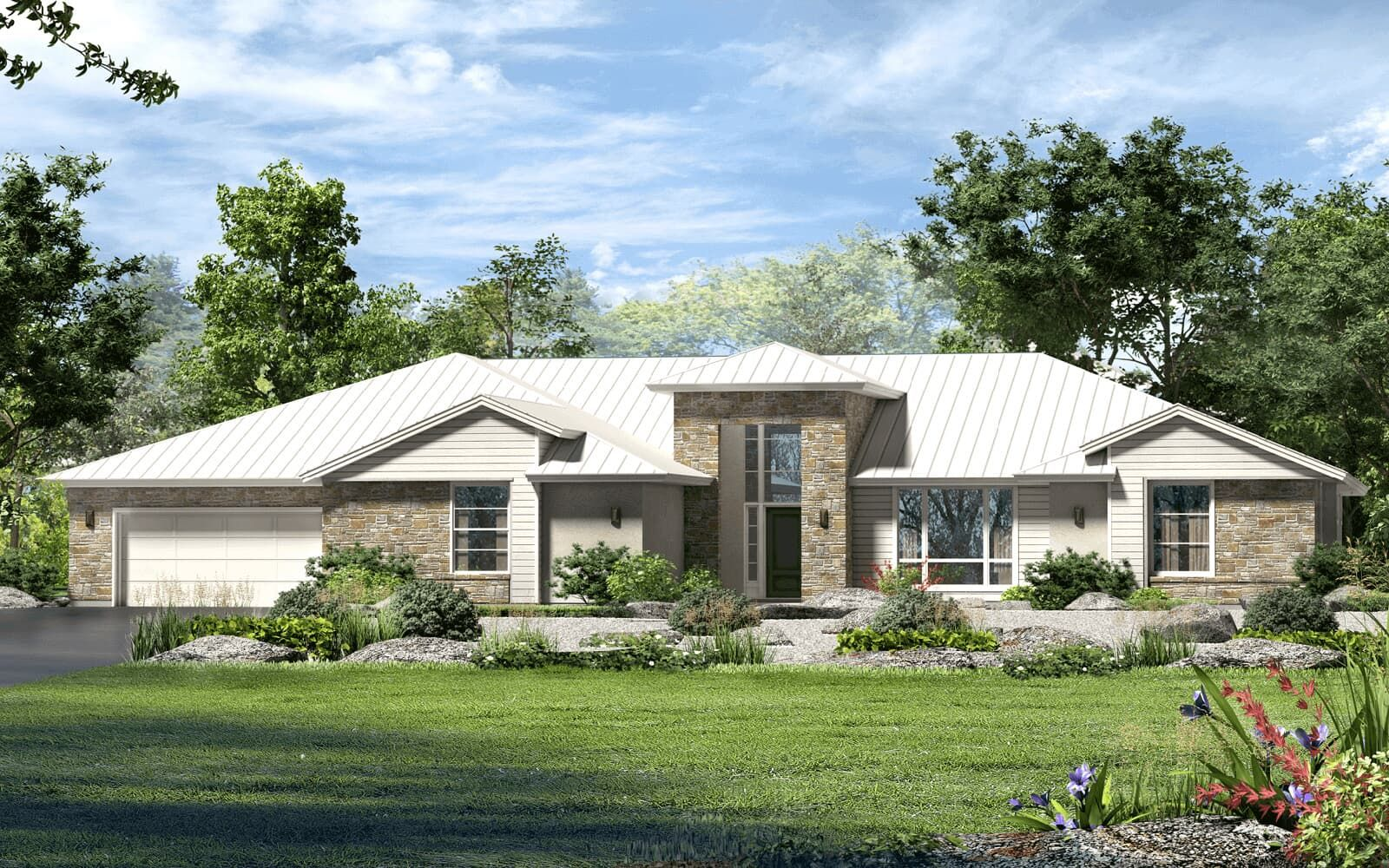 Single Family for Active at Kissing Tree - Traditional Homes - Bard 201 Kissing Tree Lane San Marcos, Texas 78666 United States