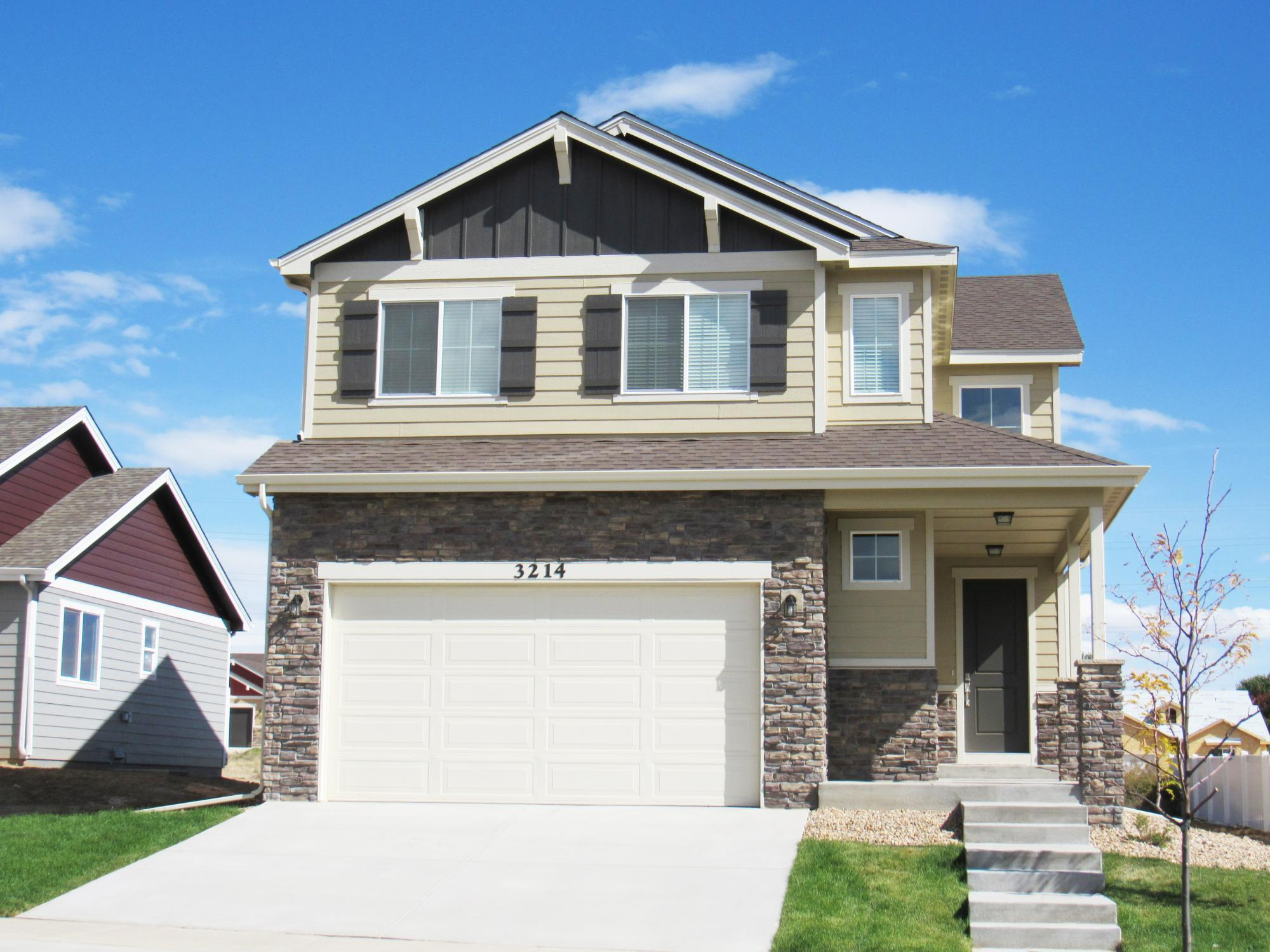 Single Family for Sale at Tuscany - The Civita Florence Ave Evans, Colorado 80620 United States