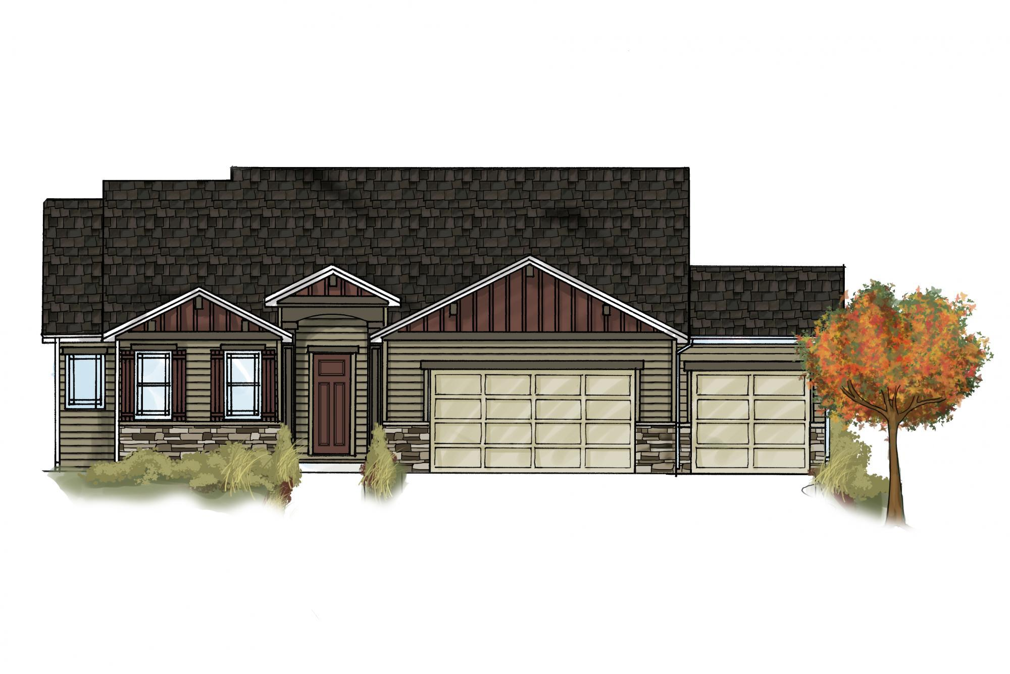 Single Family for Active at The Carrera 5066 Prairie Lark Ln Severance, Colorado 80615 United States