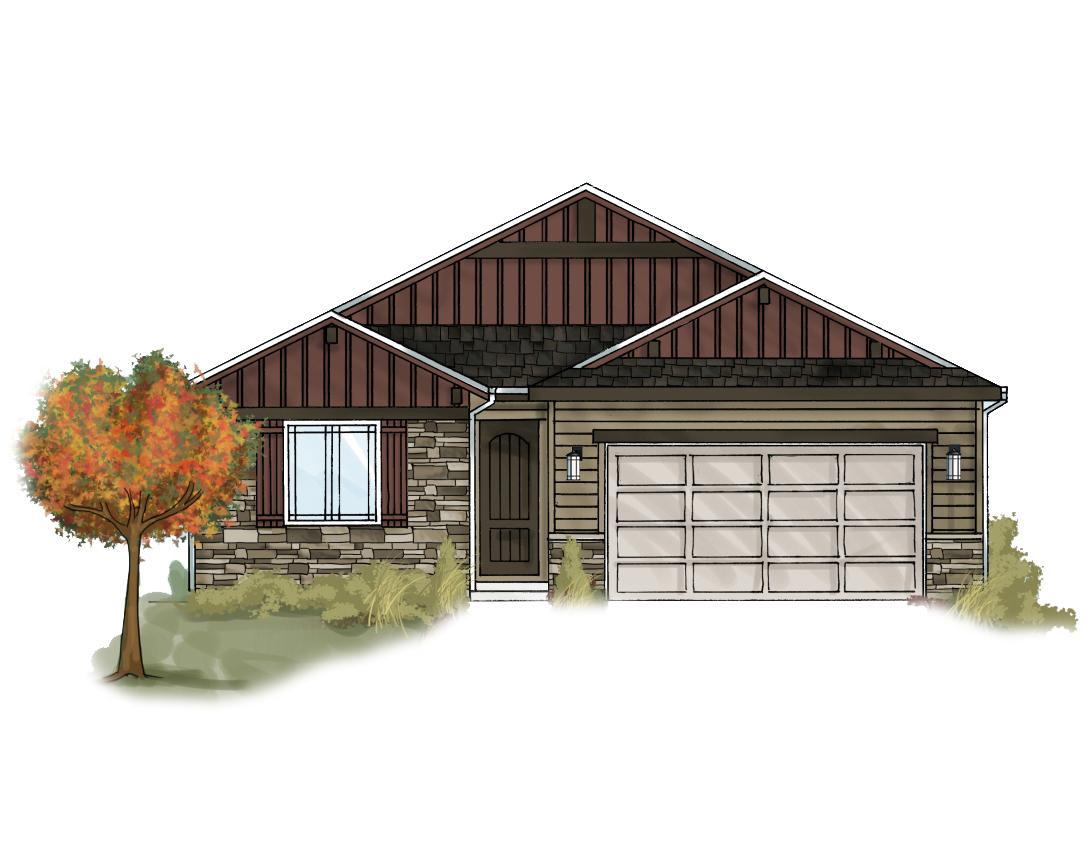 Single Family for Sale at Settler's Cove At Governor's Ranch - The Pienza 251 Settler's Cove Eaton, Colorado 80615 United States