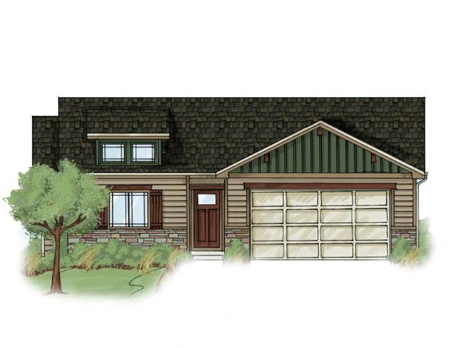 Single Family for Sale at Tuscany - The Cortona Evans, Colorado 80620 United States