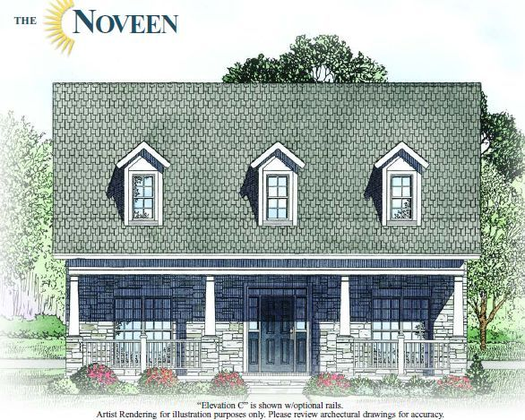 Single Family for Sale at Baileys Glen Active Adult - The Noveen Loft - Village 11909 Meetinghouse Drive Cornelius, North Carolina 28031 United States