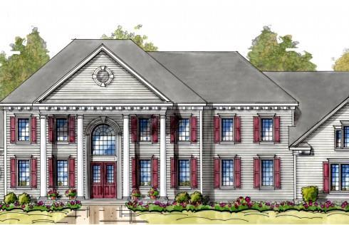 Single Family for Active at The Vineyard - Charles Ridgely 299 Bonheur Ave. Gambrills, Maryland 21054 United States