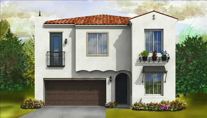 Single Family for Sale at Terraza - Terraza 3 1102 North Ventana Lane Placentia, California 92870 United States
