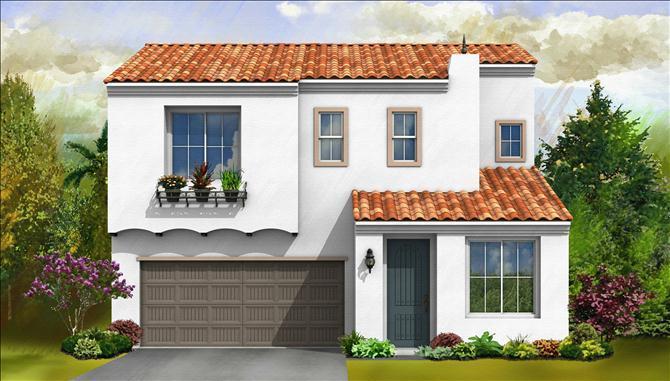 Single Family for Sale at Terraza - Terraza 1 1102 North Ventana Lane Placentia, California 92870 United States