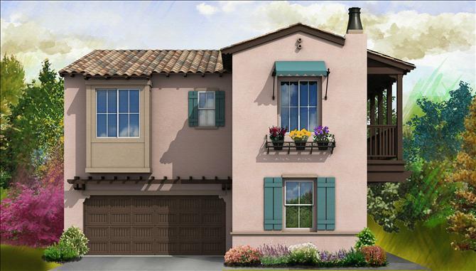 Single Family for Sale at Terraza - Terraza 2 1102 North Ventana Lane Placentia, California 92870 United States