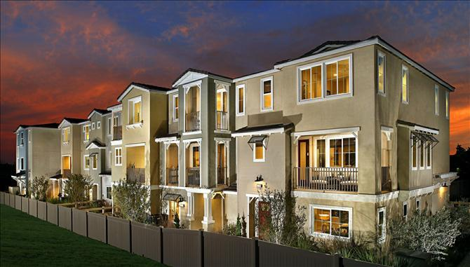 Multi Family for Sale at Bonita Village - Residence 5 860 East Bonita Avenue Pomona, California 91767 United States