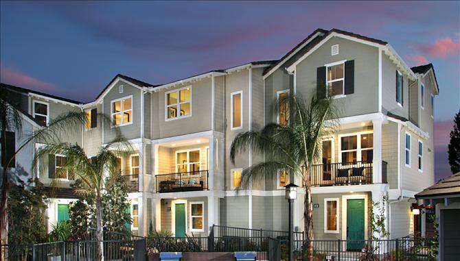 Multi Family for Sale at Norfolk At Bayside Landing - Finch 500 Shorebird Way Imperial Beach, California 91932 United States