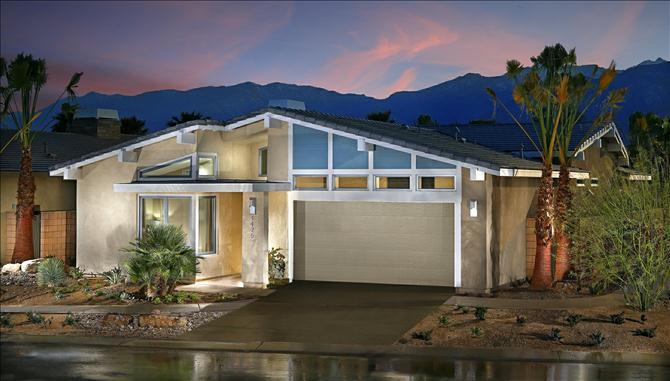 Single Family for Sale at Residence 2 1155 Passage Street Palm Springs, California 92262 United States