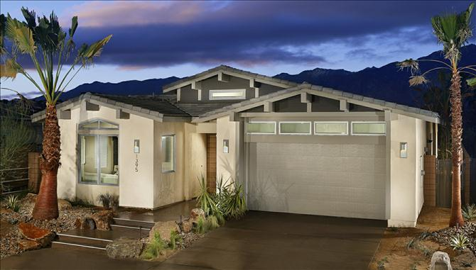 Single Family for Sale at Vermillion At Escena - Residence 4 1425 Passage Street Palm Springs, California 92262 United States