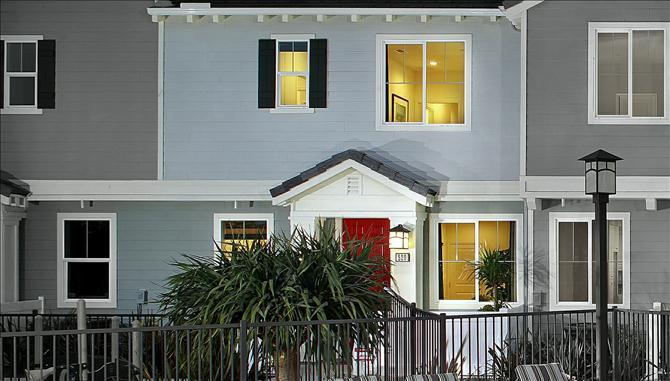Multi Family for Sale at Hampshire At Bayside Landing - Anchor 524 Heron Lane Imperial Beach, California 91932 United States