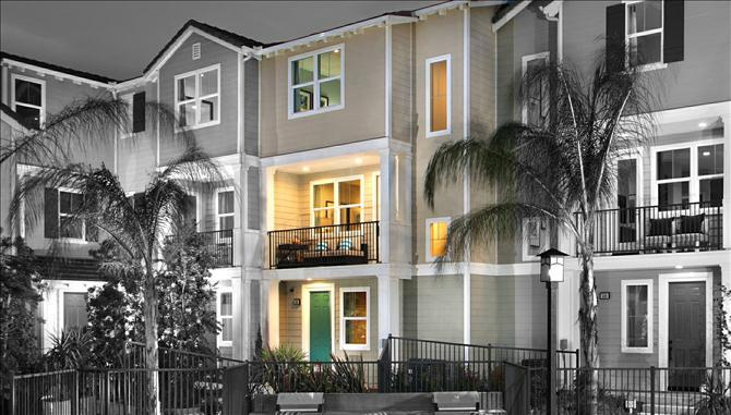 Multi Family for Sale at Norfolk At Bayside Landing - Pipit 500 Shorebird Way Imperial Beach, California 91932 United States