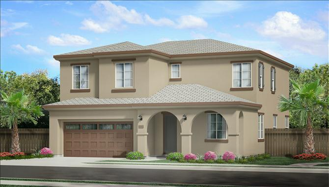 Single Family for Sale at Francia At Mission Lane - Daffodil 4223 Calle Del Vista Oceanside, California 92057 United States