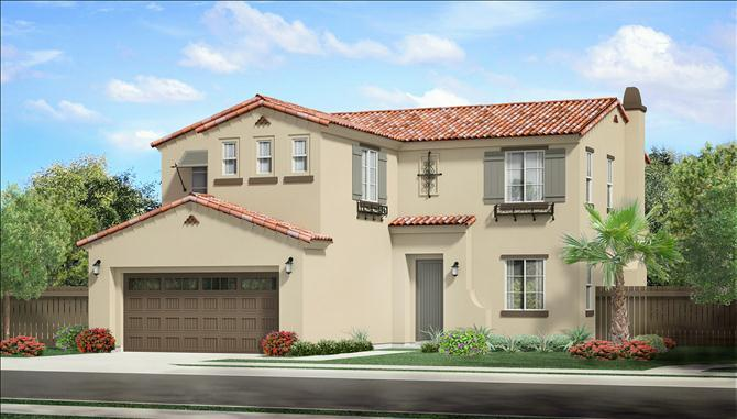 Single Family for Sale at Francia At Mission Lane - Aster 4223 Calle Del Vista Oceanside, California 92057 United States