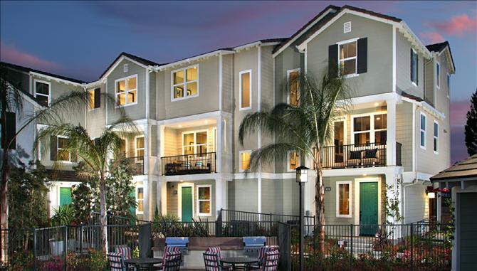 Multi Family for Sale at Norfolk At Bayside Landing - Sandpiper X (End Unit) 500 Shorebird Way Imperial Beach, California 91932 United States
