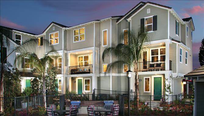 Multi Family for Sale at Norfolk At Bayside Landing - Lark X 500 Shorebird Way Imperial Beach, California 91932 United States