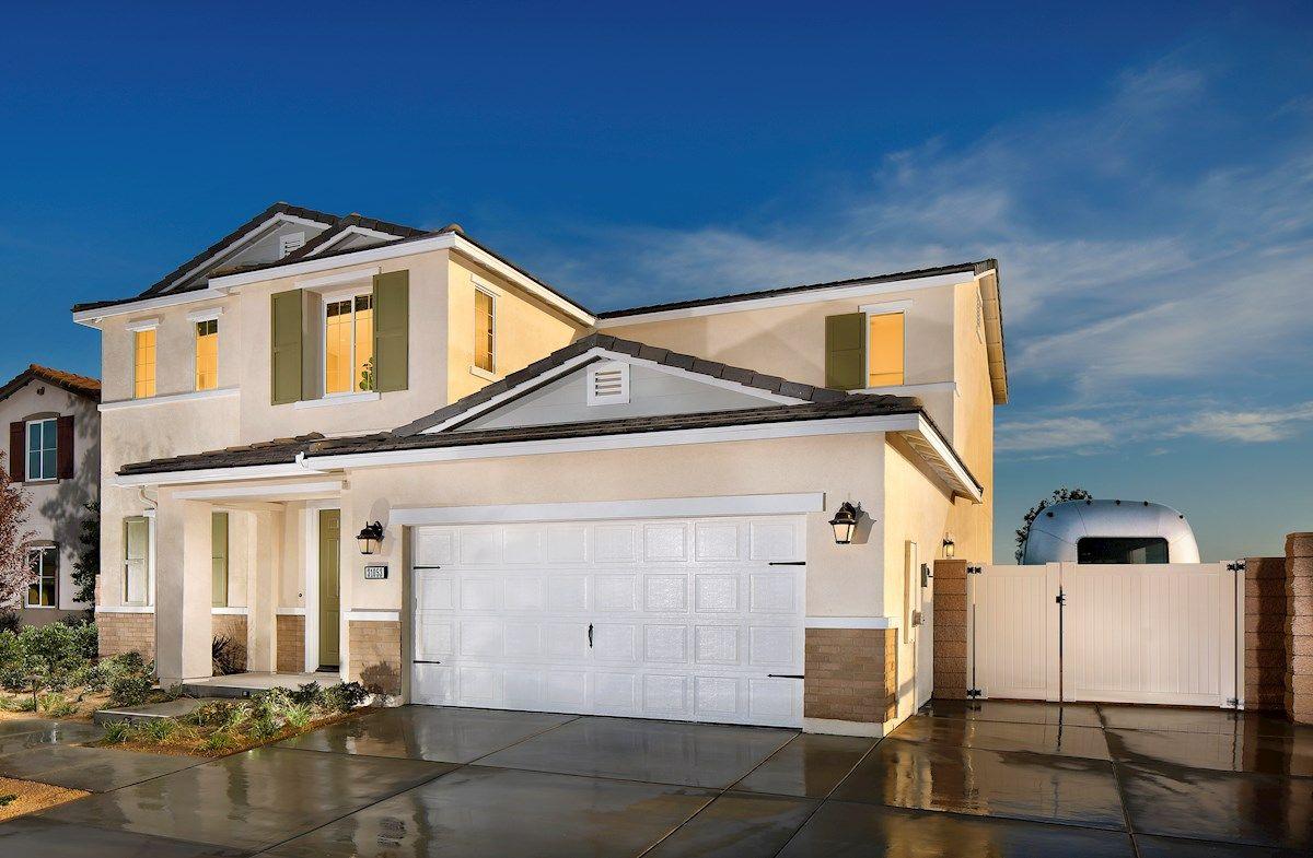 Single Family for Sale at Sonoma 31094 Pepperbush Circle Winchester, California 92596 United States