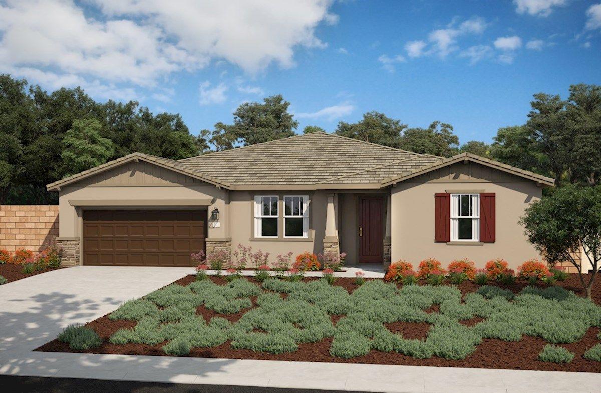 Single Family for Sale at Veranda - Azalea 3260 West Garfield Street San Bernardino, California 92410 United States