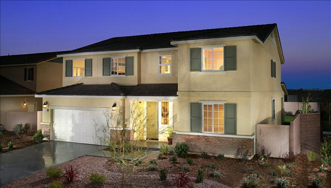Single Family for Sale at Sunset Landing At Lancaster - Starflower 45130 42nd St. West Lancaster, California 93536 United States