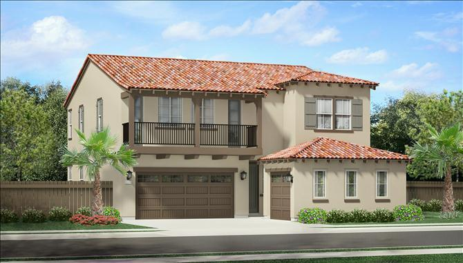 Single Family for Sale at Francia At Mission Lane - Peony 4223 Calle Del Vista Oceanside, California 92057 United States
