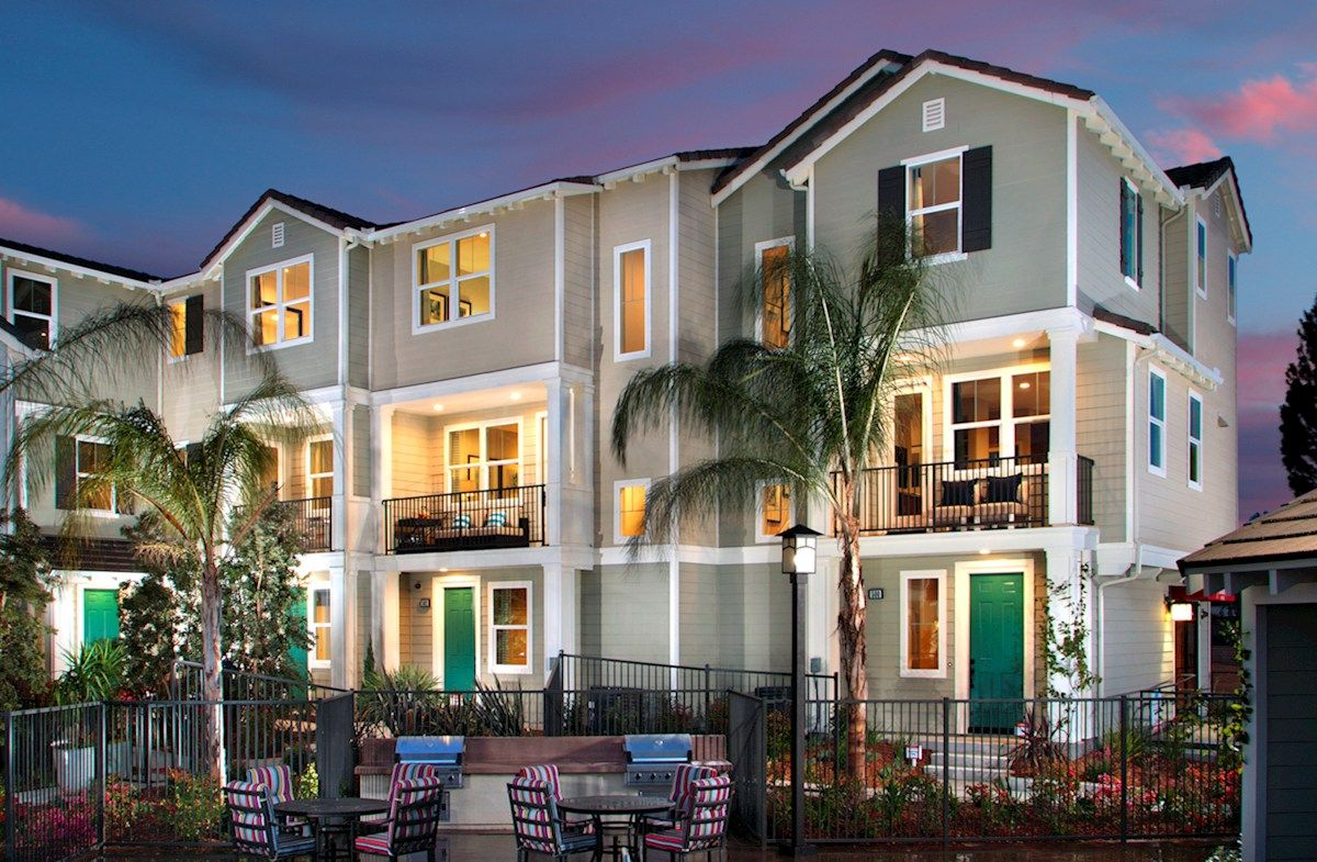 Multi Family for Sale at Bayside Landing - Sandpiper X (End Unit) 500 Shorebird Way Imperial Beach, California 91932 United States