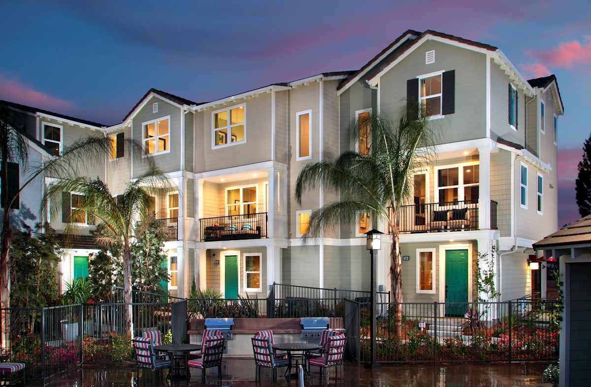 Multi Family for Sale at Bayside Landing - Pelican 500 Shorebird Way Imperial Beach, California 91932 United States