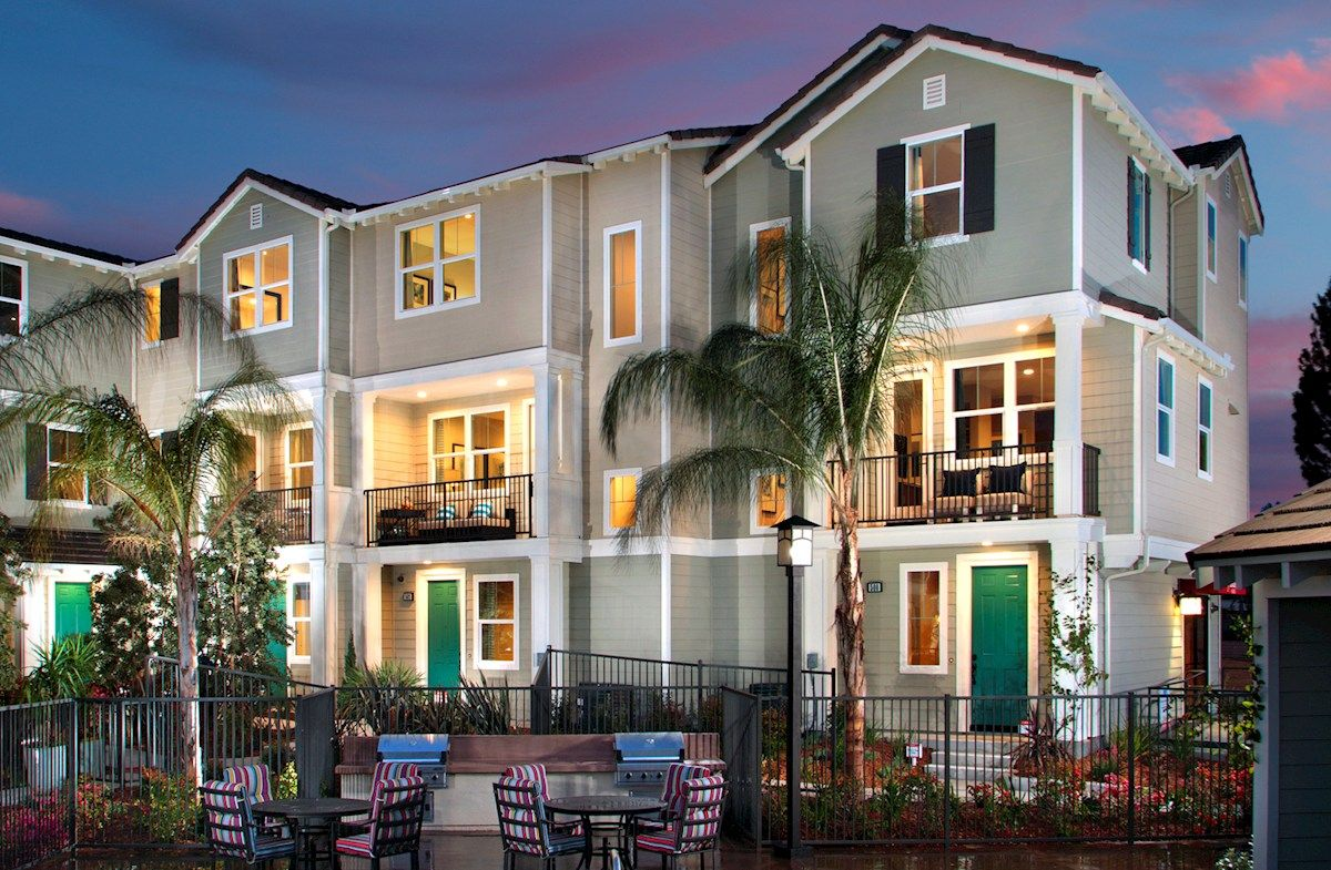 Multi Family for Sale at Bayside Landing - Finch 500 Shorebird Way Imperial Beach, California 91932 United States