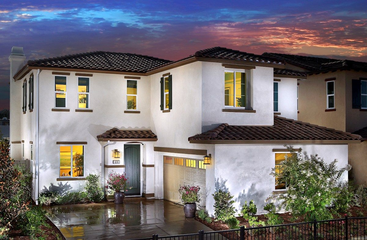 Single Family for Sale at Mission Lane - Aster 4208 Mission Ranch Way Oceanside, California 92057 United States