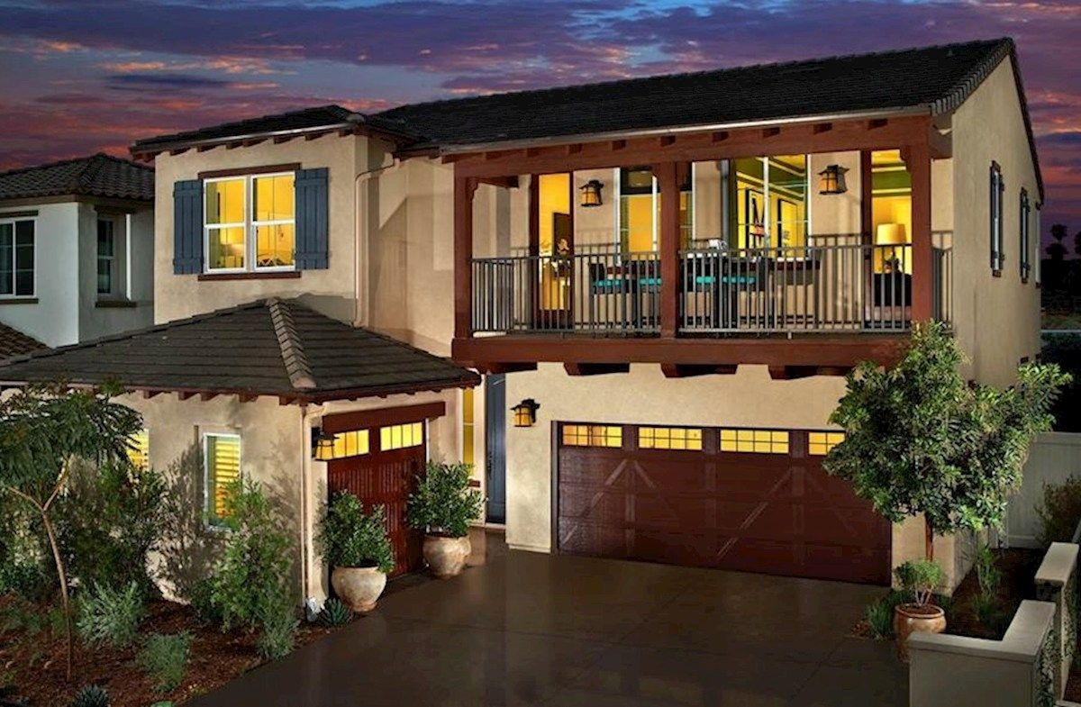 Single Family for Sale at Mission Lane - Peony 4208 Mission Ranch Way Oceanside, California 92057 United States