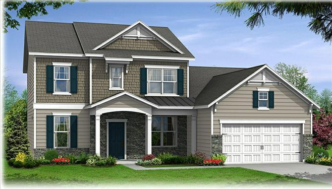 Single Family for Sale at Spring Mill Plantation - Millbrook 2133 Stonecrest Drive Nw Calabash, North Carolina 28467 United States