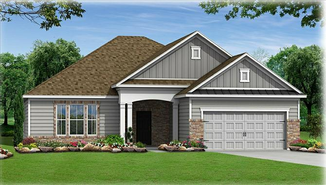 Single Family for Sale at Lafayette Park - Valleydale 448 Mattamushkeet Drive Little River, South Carolina 29566 United States