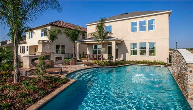 Orchard Hills New Homes In Winter Garden Fl By Beazer Homes