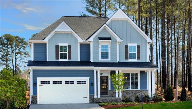 Real Estate at Wildwood, Holly Springs in Wake County, NC 27540