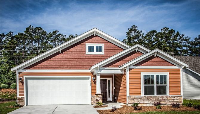 Single Family for Sale at Georgetown 571 Dellcastle Ct Nw Calabash, North Carolina 28467 United States