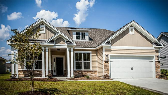 Single Family for Sale at Spring Mill Plantation - Driftwood 2133 Stonecrest Drive Nw Calabash, North Carolina 28467 United States