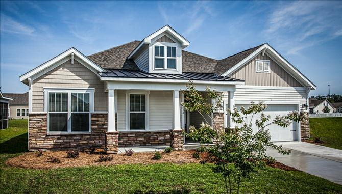 Single Family for Sale at Spring Mill Plantation - Palmetto 2133 Stonecrest Drive Nw Calabash, North Carolina 28467 United States