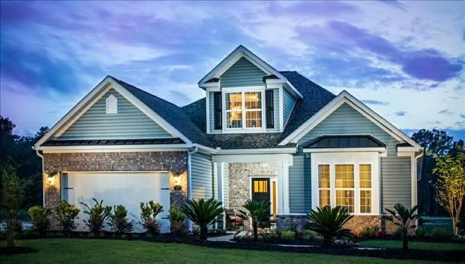 Single Family for Sale at Valleydale 2137 Stonecrest Dr. Nw Calabash, North Carolina 28467 United States