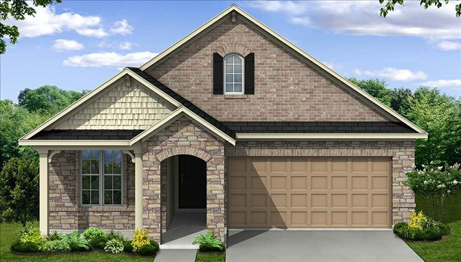 Single Family for Sale at Bayside Crossing - Maxwell 2902 Sens Road La Porte, Texas 77571 United States