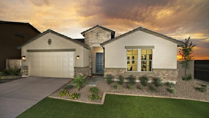 Morning Sun Farms Gallery Collection New Homes In San Tan