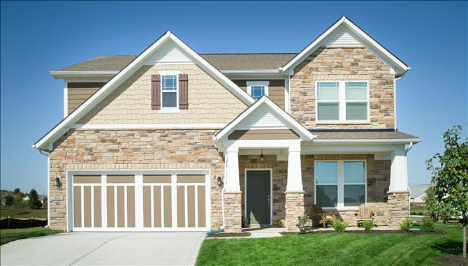 Keeneland Park New Homes In Westfield In By Beazer Homes