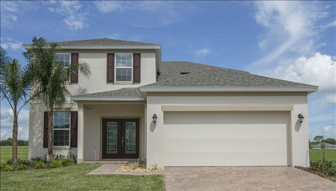 Reserve At Sawgrass New Homes In Orlando Fl By Beazer Homes
