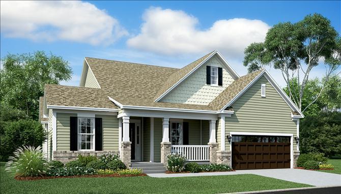 Single Family for Sale at Bishop's Landing - Dirickson 25513 Fox Point Lane Millville, Delaware 19967 United States